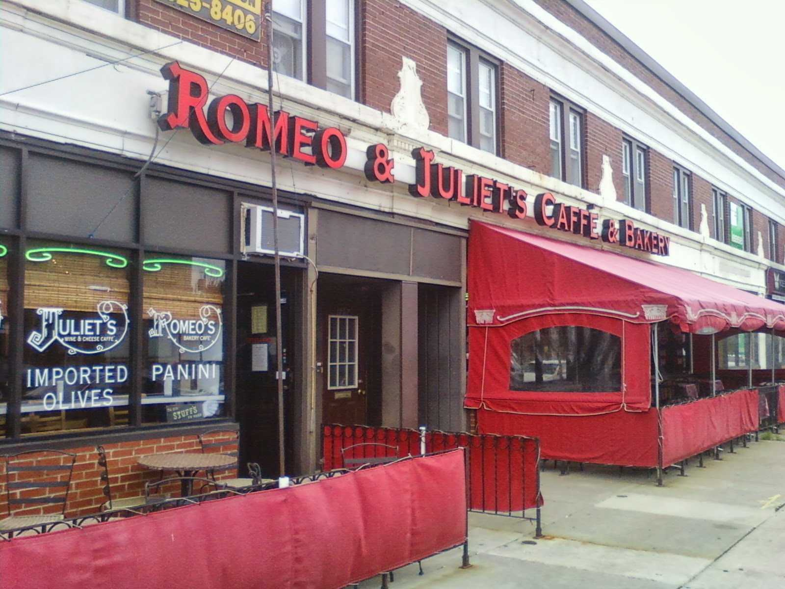 Romeo And Juliet Cafe Williamsville Ny